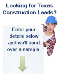 Construction Lead Opt In Box.